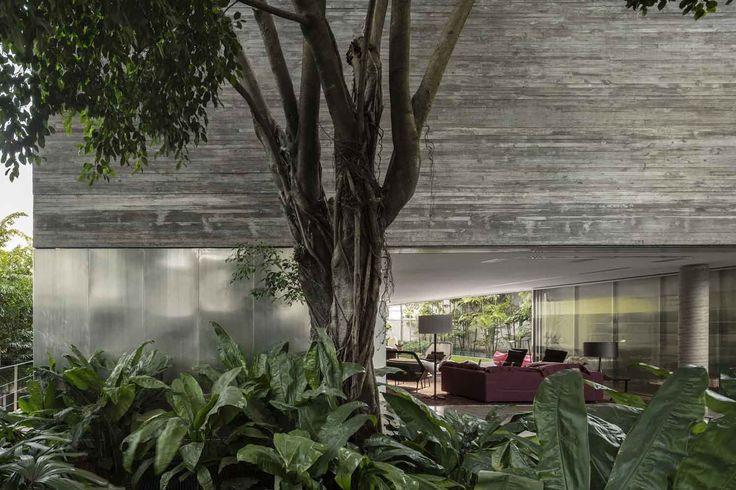 Casa Cubo by Studio MK27   Yellowtrace