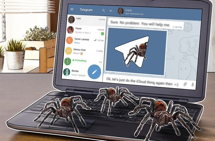 Una vulnerabilità di Telegram consente di camuffare malware in formato immagine.