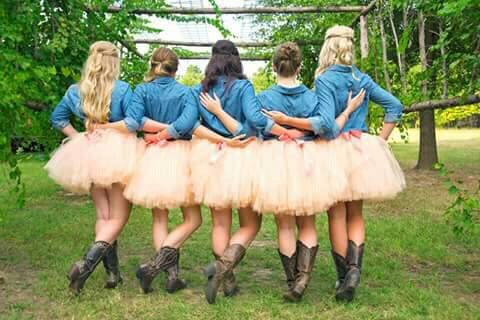 Bridal Shower Adult Tutus | Bachelorette Party Tutus | Wedding Adult Tutus | Bridal Tutu Package | Country Weddings | Tutus and Cowboy Boots by PiaMiaBoutique on Etsy https://www.etsy.com/listing/263952922/bridal-shower-adult-tutus-bachelorette