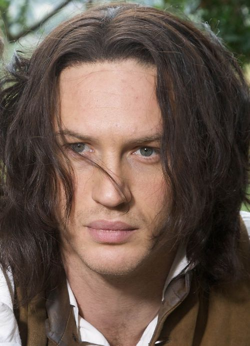 Tom Hardy as Heathcliff in Wuthering Heights, 2009