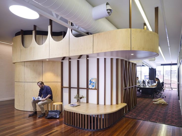 Gotha Street Fitout by Reddog Architects   Architecture And Design