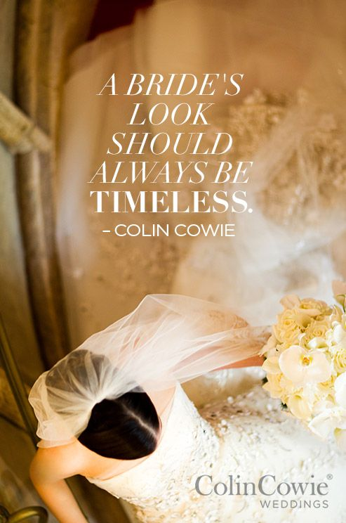 how to make your wedding timeless