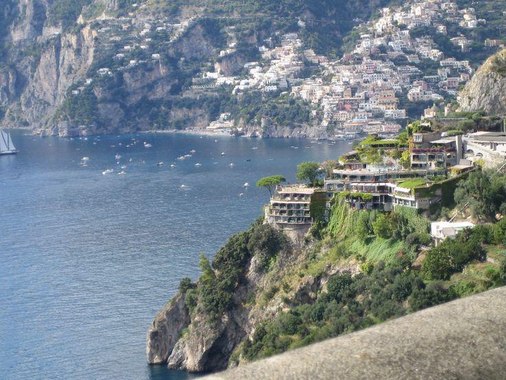 Sorrento coast looking back
