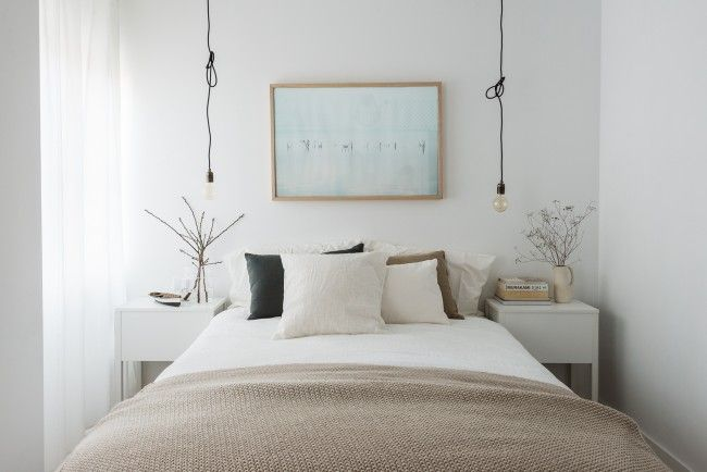 Stijlvol minimalistisch appartement in Lissabon met Scandinavisch interieur - Roomed