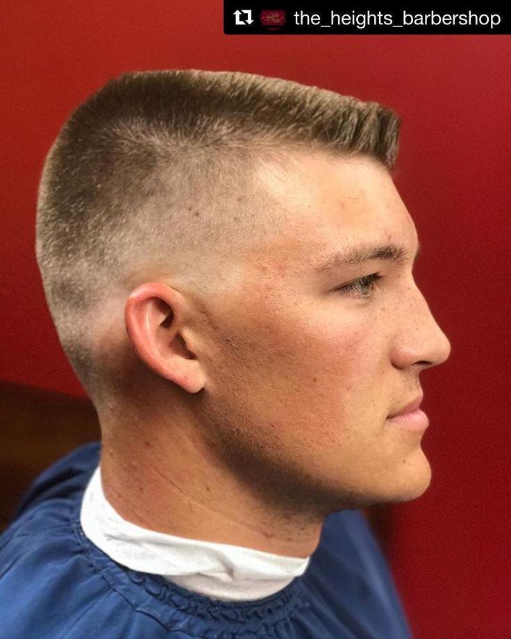 "5 Me gusta, 1 comentarios - Flattop Haircut (@flattophaircut) en Instagram: ""#FlattopFriday Repost @the_heights_barbershop ・・・ Flat top today. @flattophaircut #flattop…"""
