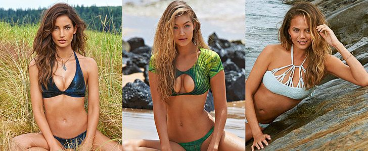 Take a Timeout With Sports Illustrated and Pretend You're Wearing These Suits For a Sec
