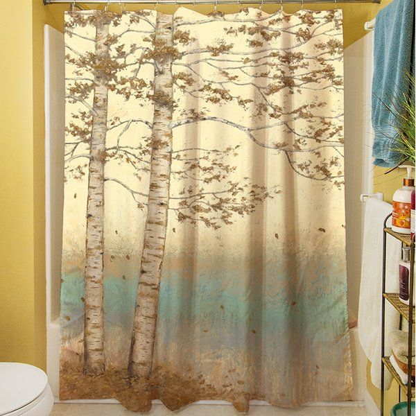 Addis Single Shower Curtain Bathroom Shower Curtains Curtains