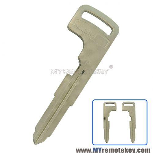 For Mitsubishi smart key blade