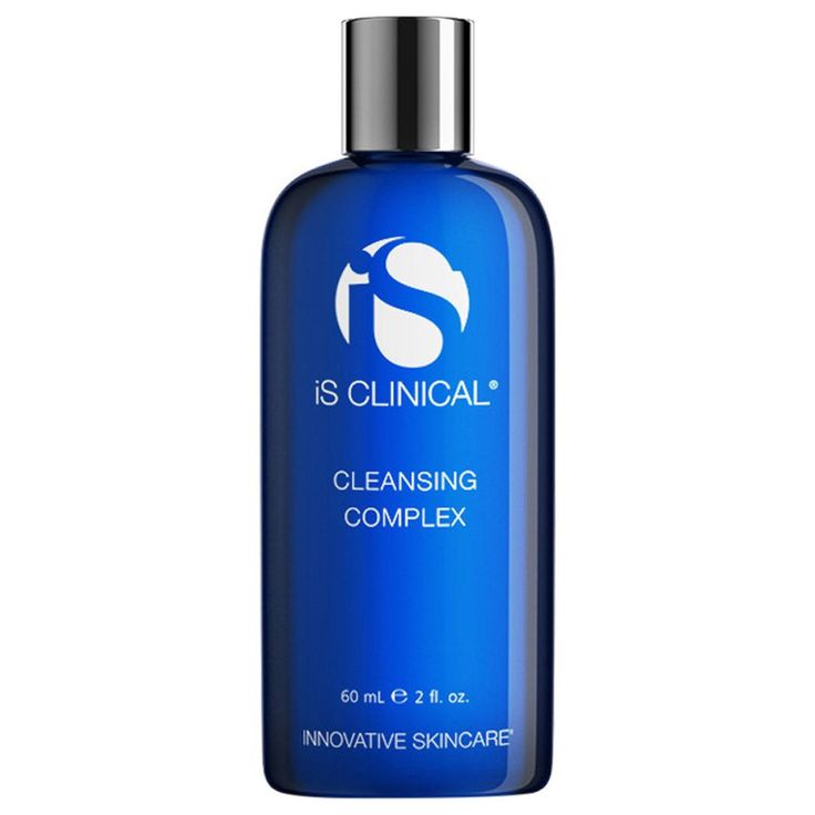iS Clinical 2-ounce Cleansing Complex, White