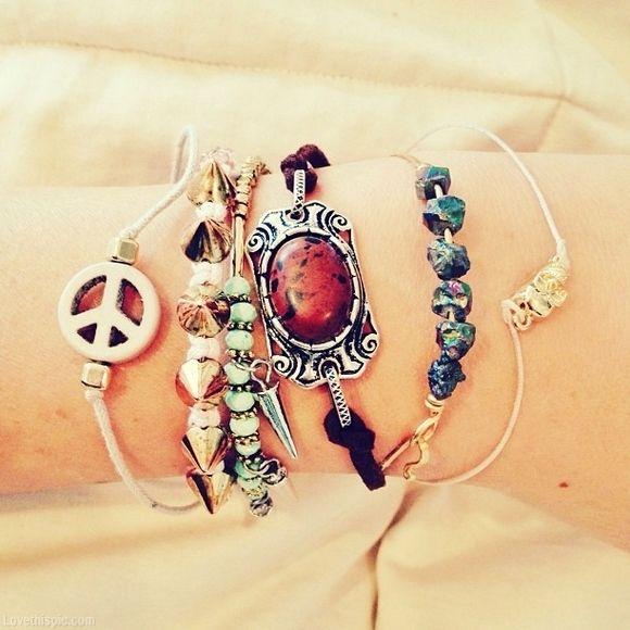 Bangles fashion jewelry bracelets accessories trend