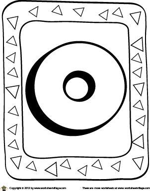 Number names worksheets letter d template preschool free 1000 images about letters kleurplaten on pinterest spiritdancerdesigns Images