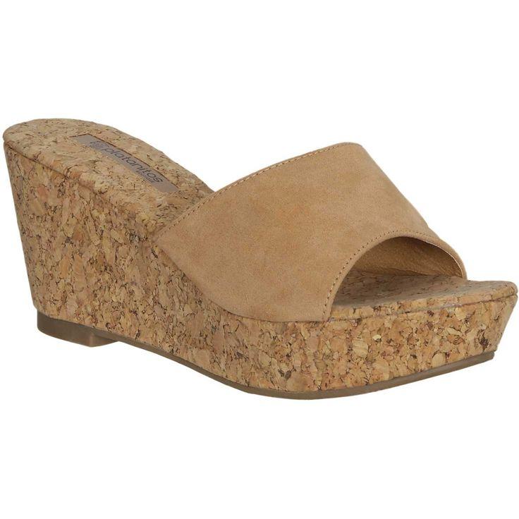 Sandalia de Mujer Platanitos spw 8916 Camel | platanitos.com