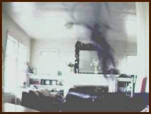 This shadow person was supposedly caught by their computer camera. I have to admit it looks pretty darn good!