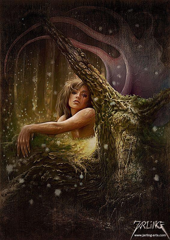 art Nude fairies