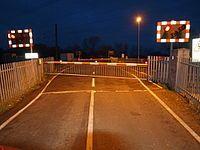 longniddry level crosing | East Coast Main Line - Wikipedia, the free encyclopedia