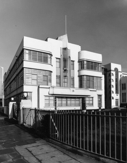 Hoover Factory, Perivale (1935)