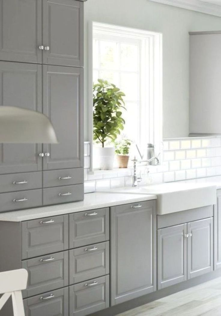 Paint Kitchen Cabinets Ideas What Color And Pics Of Calculate Linear Footage Kitchen Cabinet Kitchen Cabinet Design New Kitchen Cabinets Gray And White Kitchen