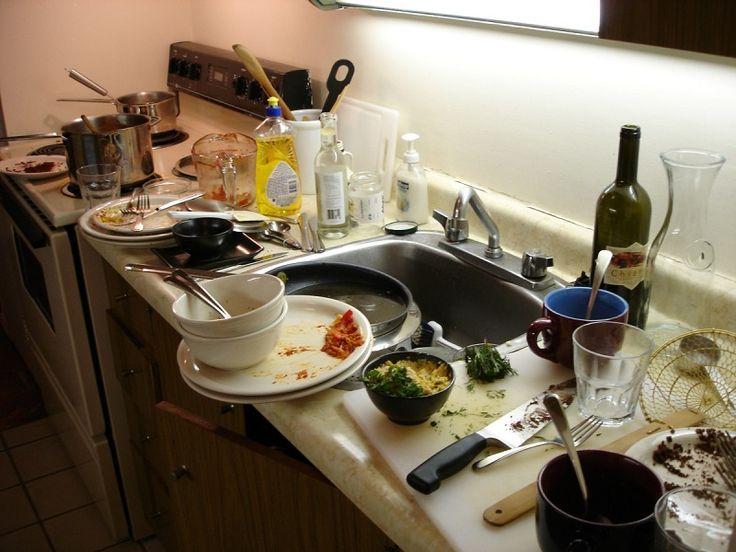 можете гора посуды картинки смешные тех