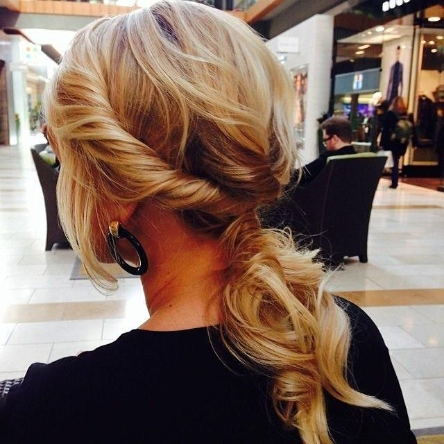 this #hairstyle cute#ponytail