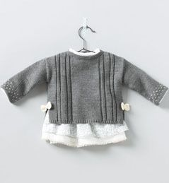 Modèle pull fantaisie  #@Anna Totten Totten Totten Totten Halliwell Boyd Fontaine collection