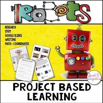 PROJECT BASED LEARNING: Robots in Our Lives; People of all ages are fascinated with robots. Whether the robot is a toy or used as a tool in surgery, everyone wants to know how they perform their jobs to entertain us or make our lives easier and safer.