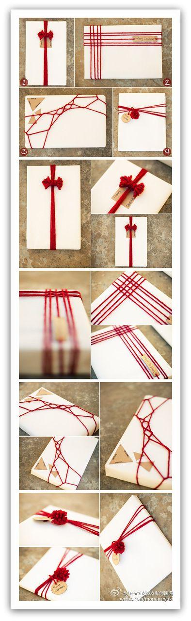 упаковка и оформление подарков