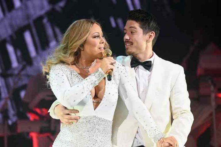 Mariah Carey, The Grammy-winning singer, may have had her heart broken after her engagement to billionaire James Packer ended, but she subtly confirmed in a recent interview with the Associated Press that now she has a vision of love for her backup dancer Bryan Tanaka.   #Bryan Tanaka. #Mariah Carey