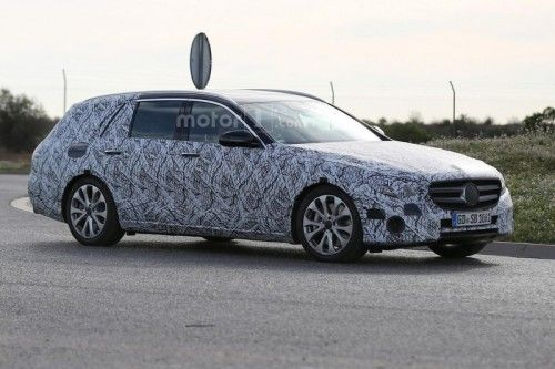 car spy photos Mercedes E Class 2016 » Car Spy Photos