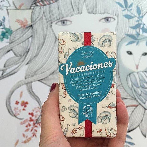 """@oliviasoaps en Instagram: """"#vacaciones el jabón en @srtanaif #oliviasoaps """""""