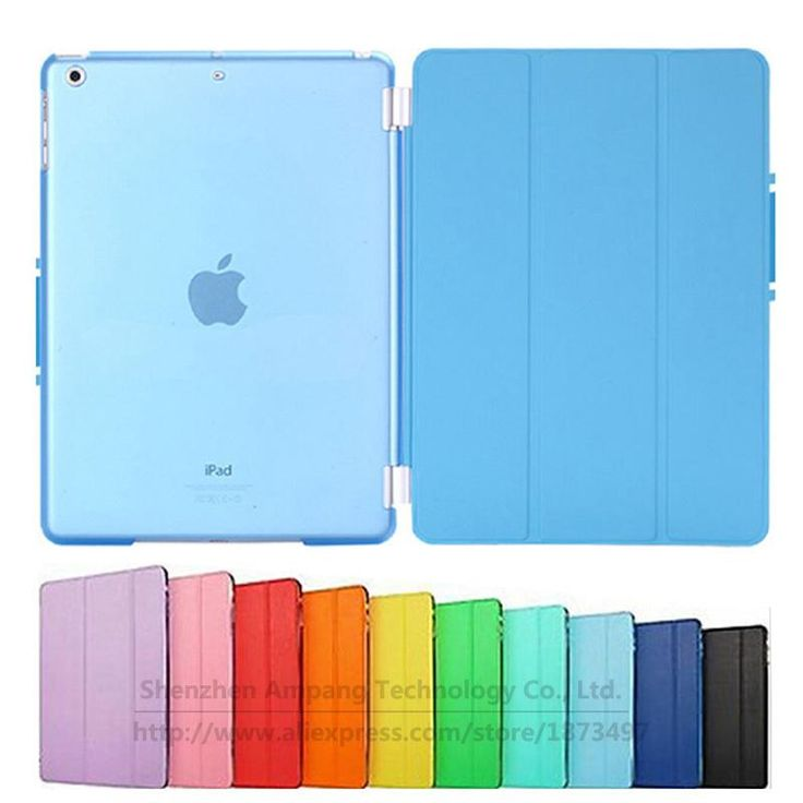 [Visit to Buy] High Quality Cover for iPad mini Cases Split Ultra Slim Magnetic Luxury PU Cover for iPad mini 2 Case for ipad mini 3 cases #Advertisement