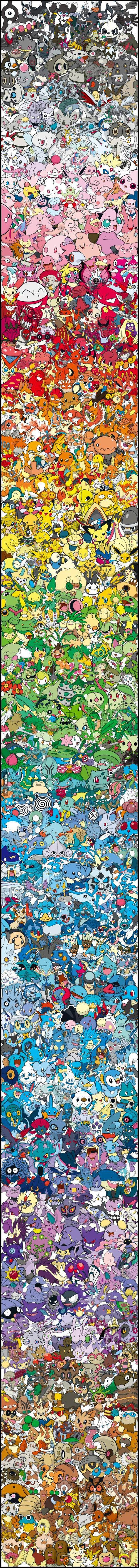 Pokemon Spectrum: Too cool