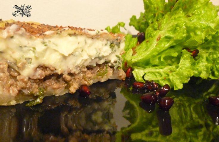 Food Memoir: Τάρτα με κιμά και μπεσαμέλ