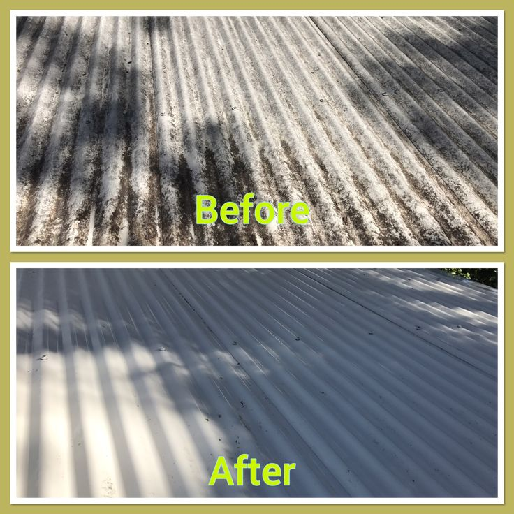 Roof Cleaning Brisbane and Gold Coast by www.waterworxpressurecleaning.com.au