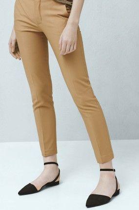 Spodnie damskie - Mango - Spodnie Alberto