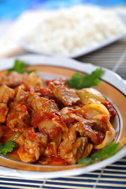 One of the Best Veal Stew Recipes with Herbs | Recipe Publishing Network