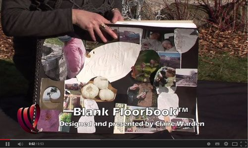 Floor books as documentation and a planning tool