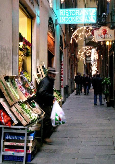 via di Canneto il Lungo, Genova, Italy