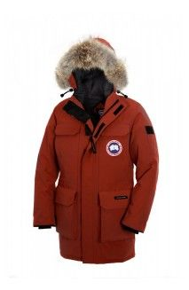 Canada Goose Citadel Parka Men Red