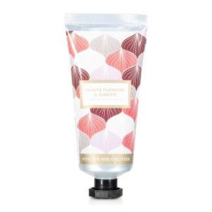 White Flowers Hand & Nail Cream