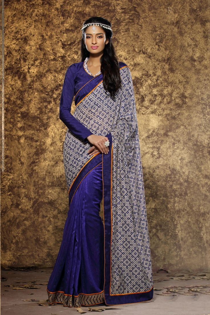 #designer #party #sarees @  http://zohraa.com/blue-viscose-saree-z2908p108-16.html #designersaree #celebrity #zohraa #onlineshop #womensfashion #womenswear #bollywood #look #diva #party #shopping #online #beautiful #beauty #glam #shoppingonline #styles #stylish #model #fashionista #women #lifestyle #fashion #original #products #saynotoreplicas