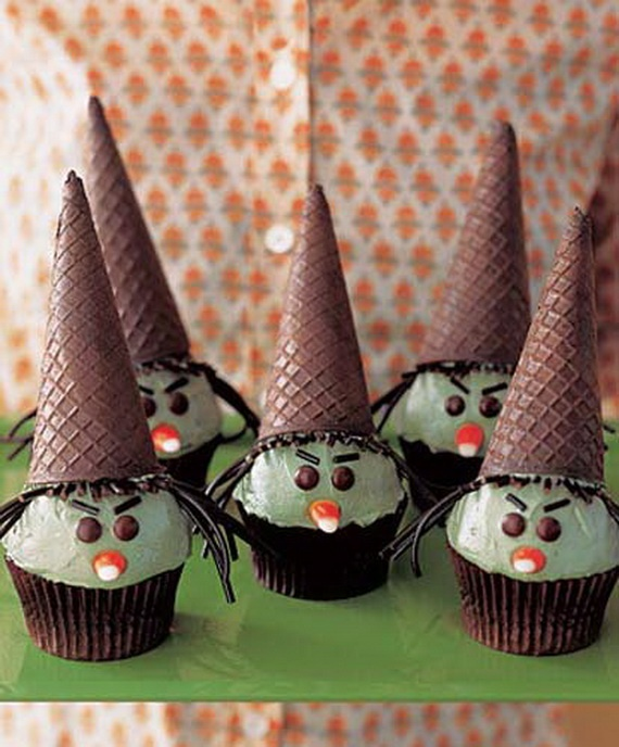 family fun with halloween cupcakes decorating ideas