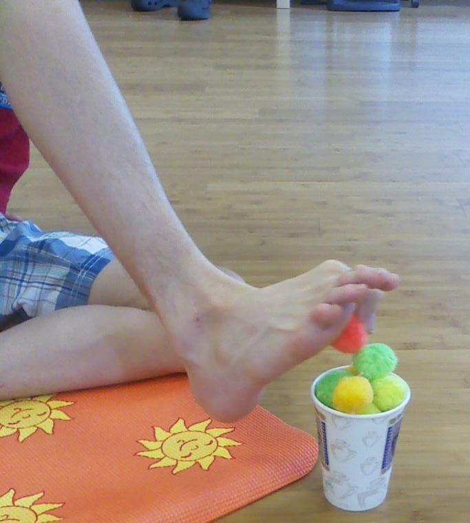 Toe Pick Up Google Search Teaching Movement Plastic