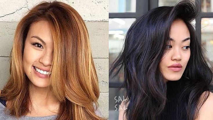 20 einzigartige Haarschnitte für dickes Haar für den Herbst Winter 2019-2020