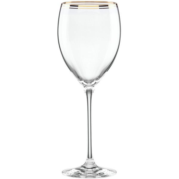 kate spade new york Orleans Wine Glass Clear By ($35) ❤ liked on Polyvore featuring home, kitchen & dining, drinkware, stemware, kate spade stemware, square wine glasses, etched wine glasses, etched wine glass und etched stemware