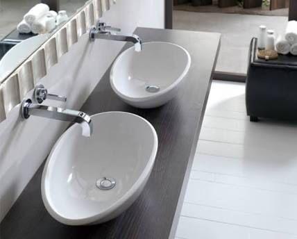 Pia pequena para banheiro , banheiro pequeno ou lavabo