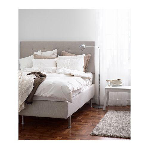 Bekkestua Bed Combination Ikea If You Read Or Watch Tv In Bed The Soft Headboard Is Comfortable