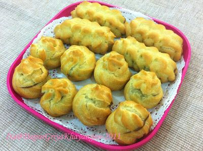 Dapur Griya Khayangan: Pastry