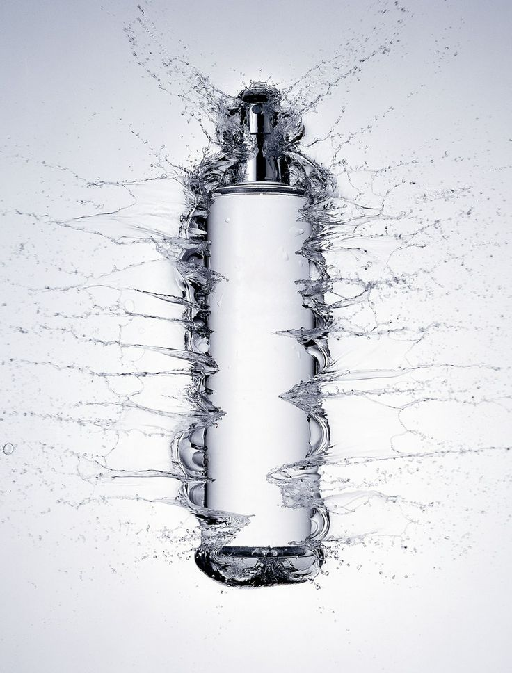 ARMANI - water,splash