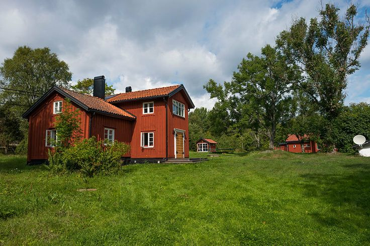 Swedish cottage