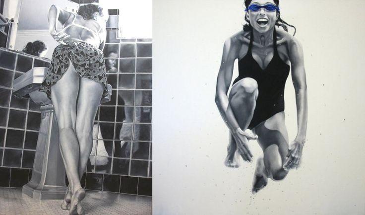 Фотожизнь from Сергей Гуменчук: Невероятно реалистичные рисунки из Бразилии